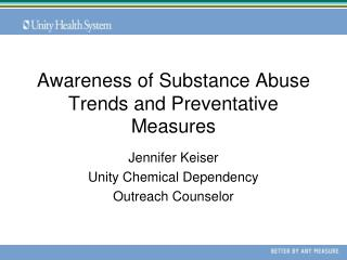 Awareness of Substance Abuse Trends and Preventative Measures