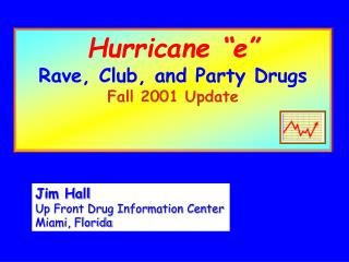 "Hurricane ""e"" Rave, Club, and Party Drugs Fall 2001 Update"
