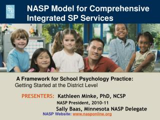 NASP Website:  nasponline