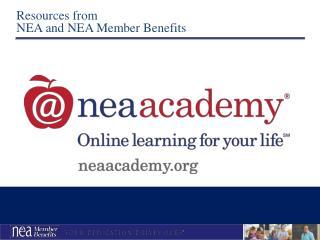 NEA Academy