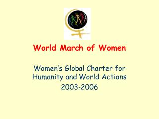 World March of Women