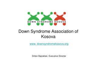 Down Syndrome Association of Kosova