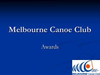 Melbourne Canoe Club