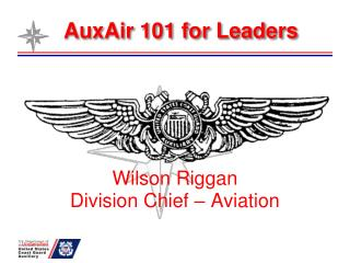 AuxAir 101 for Leaders