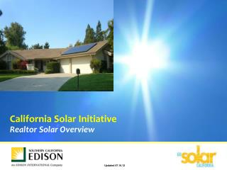 Realtor Solar Overview