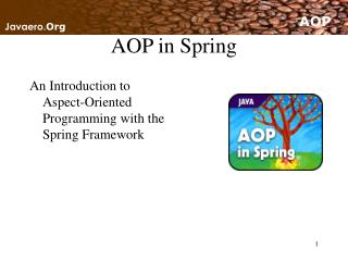 AOP in Spring
