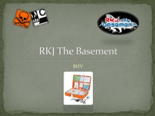 RKJ The Basement