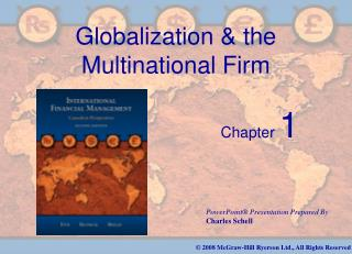 Globalization & the Multinational Firm