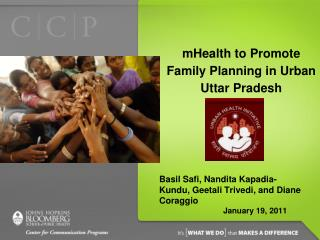 mHealth to Promote Family Planning in Urban Uttar Pradesh