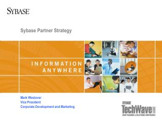 Sybase Partner Strategy