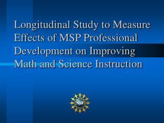 A collaborative study conducted by:  Council of Chief State School Officers (CCSSO)