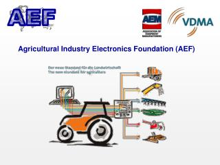 Agricultural Industry Electronics Foundation (AEF)