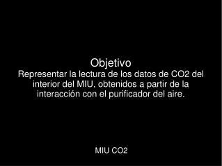 MIU CO2