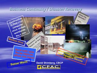 Business Continuity / Disaster Recovery