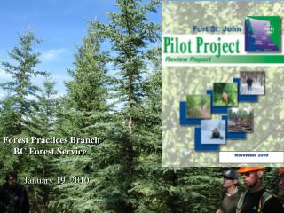 Forest Practices Branch BC Forest Service