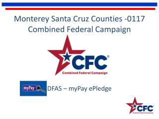 Monterey Santa Cruz Counties -0117 Combined Federal Campaign