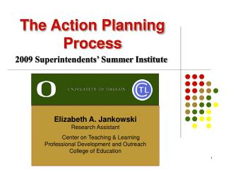 The Action Planning Process