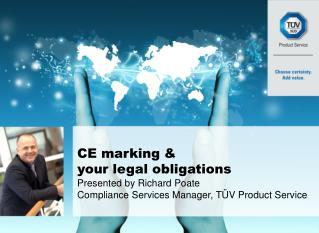 CE marking & your legal obligations