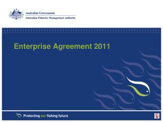Enterprise Agreement 2011