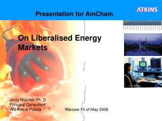 Presentation for AmCham