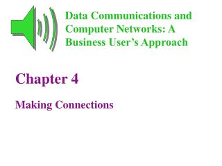 Chapter 4 Making Connections
