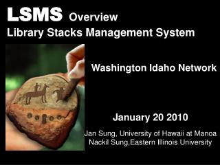 LSMS  Overview Library Stacks Management System