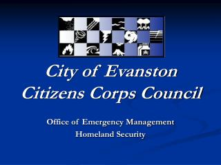City of Evanston Citizens Corps Council