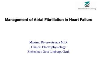 Management of Atrial Fibrillation in Heart Failure