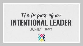 The Courage to Lead: Moving People Out of Their Comfort Zones
