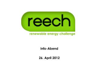 renewable energy challenge