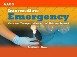Chapter 9 Airway Management and Ventilation
