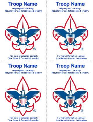 Troop Name