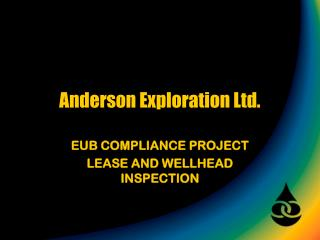 Anderson Exploration Ltd.