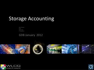 Storage Accounting