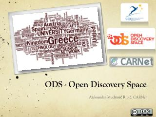 ODS - Open Discovery Space