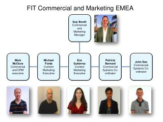 FIT Commercial and Marketing EMEA