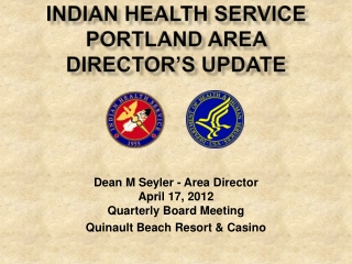 INDIAN HEALTH SERVICE  FY 2011 Full-Year Continuing Appropriations