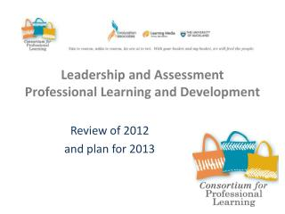 Leadership and Assessment Professional Learning and Development