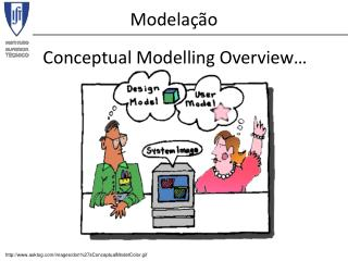 Conceptual  Modelling Overview…