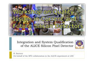 Integration and System Qualification of the ALICE Silicon Pixel Detector