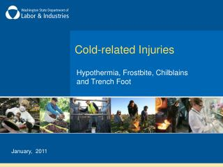 Cold-related Injuries