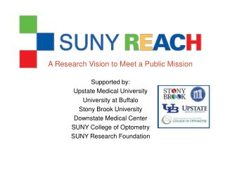 A Research Vision to Meet a Public Mission