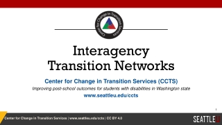Bridging the Gap to Success: School Transition Action Resource Teams