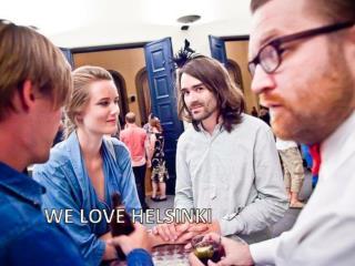 WE LOVE HELSINKI