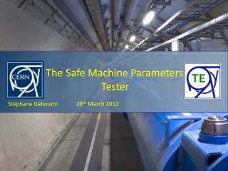 Safe Machine Parameters - Tester SMP Tester Hardware Short Historic Version 1 - LabVIEW tester