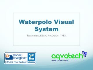 Waterpolo Visual System