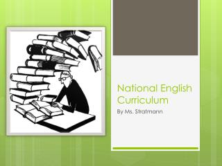 National English Curriculum