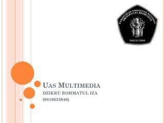 Uas Multimedia