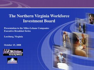 The Northern Virginia Workforce Investment Board