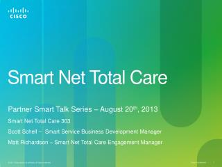 Smart Net Total Care